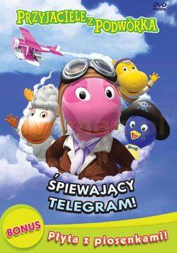 Śpiewający Telegram!