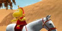 Princess CleoTasha's Horse