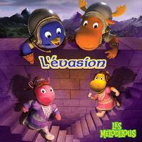 Les Mélodilous L'évasion - iTunes Cover (Canada)