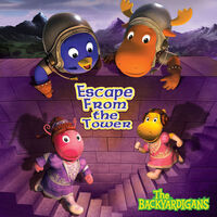 The Backyardigans Escape from the Tower - iTunes Cover (Canada)