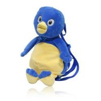 The Backyardigans Pablo Plush Backpack by BBR