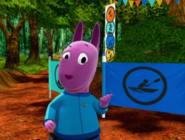 The Backyardigans Race Around the World 3 Austin