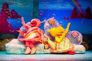 The Backyardigans Sea Deep in Adventure Mermaids