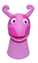 The Backyardigans Uniqua Squeeze Toy by Multibrink