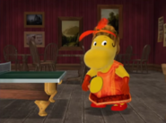 The Backyardigans Haunted House in Blazing Paddles
