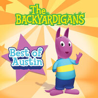 The Backyardigans Best of Austin - iTunes Cover (Canada)
