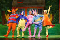 The Backyardigans Characters Cast in Nickelodeon Storytime Live!
