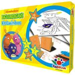 The Backyardigans Kit Carimbos by Ciabrink
