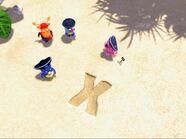 Pirate Treasure X