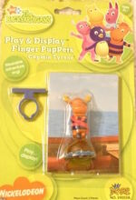 Captain Tyrone Finger Puppet by Imperial Toy