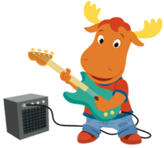 The Backyardigans Let's Play Music! Keyboardist Tyrone 3