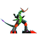 Ghost Dragonoid (New Version)
