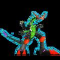 Ghost Dragonoid (New Version)