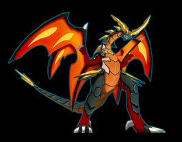 Hex Dragonoid