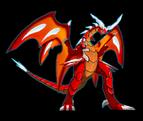 Evil Twin Neo Dragonoid