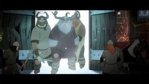 The Banner Saga intro cinematic final cut