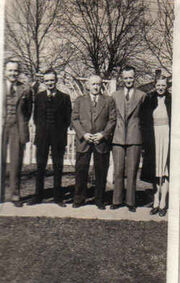 George Taylor Beard family