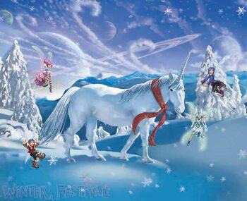 WIN snowhorse