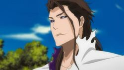 Aizen Transformed