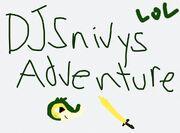 DJSnivys adventure title