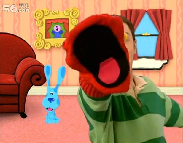 Puppets Blue S Clues Wiki Fandom Powered By Wikia