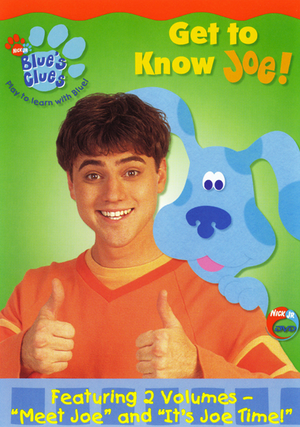 Blues clues the big book about us