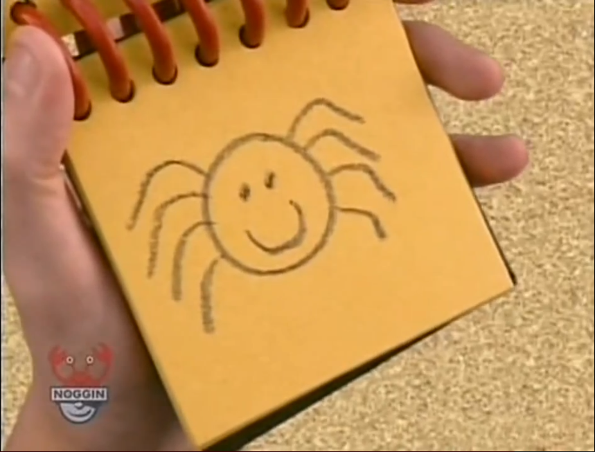 Image Spider Png Blue S Clues Wiki Fandom Powered By