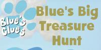 Blue's Big Treasure Hunt (VHS)
