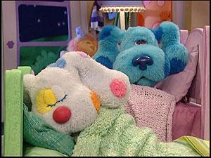 Sprinkles Sleepover Blue S Clues Wiki Fandom Powered