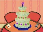 Special Homemade Cake