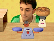 Blue's Clues Paprika and Mr. Salt with Scale