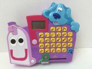 Blue's Clues Mailbox Typing Toy - Mattel 2000