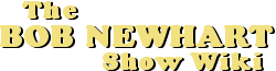 The Bob Newhart Show Wiki