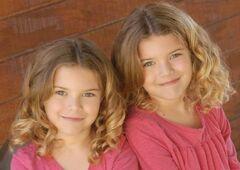Amanda and Rachel Pace