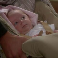 Shelia's granddaughter <a href=