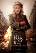 Book thief movieposter