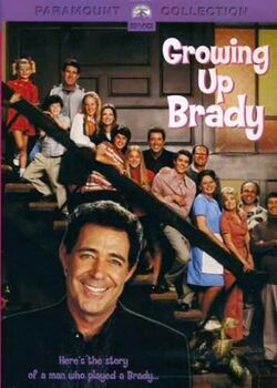 Growing Up Brady DVD Cover