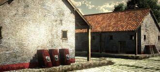First Cohort Barracks