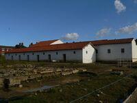 Second Cohort Barracks