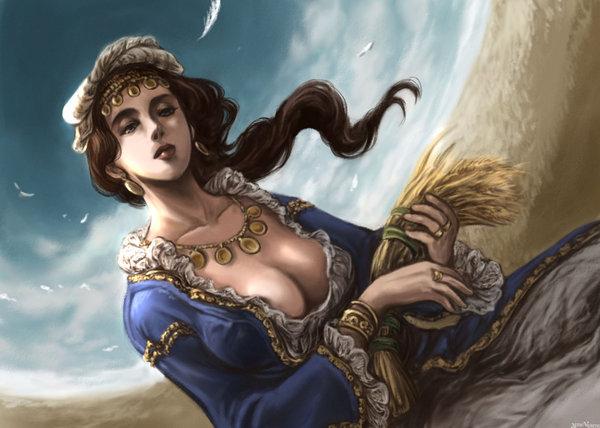 File:Demeter Goddess by midoriharada.jpg