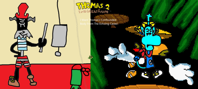 File:Thomas 2 - The Great Escape! - Part 10 - I Want Thomas's Dead Body When He Goes Through The Echoing Caves..png