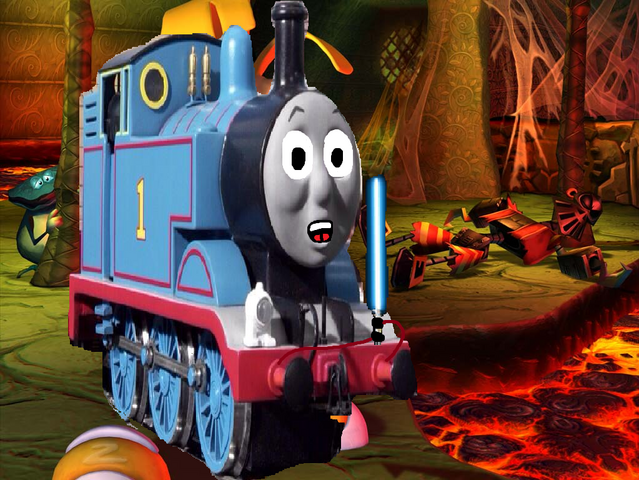 File:Thomas at the Sanctuary of Rock and Lava Tower..png