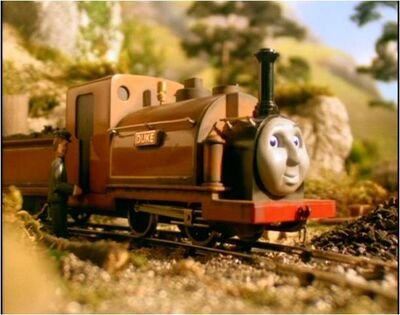 Duke the Lost Engine