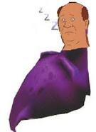 Bill as Whoopie.