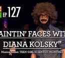 Paintin' Faces with Diana Kolsky