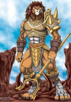 Werelionwarrior