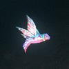 Glow-moth