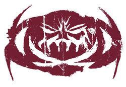 Ohnaka gang symbol