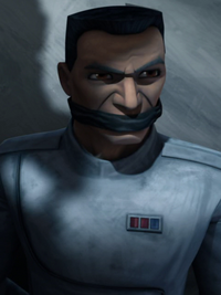 Unidentified clone naval officer (Endurance)