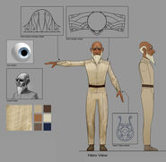 King Ramsis Dendup concept art